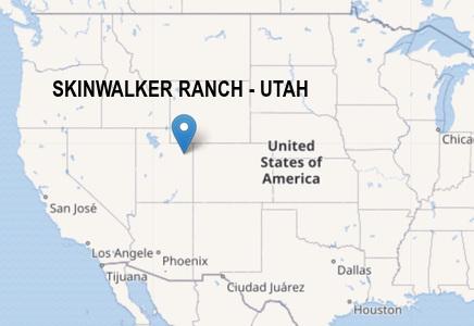 Skinwalker Ranch Utah Map.Bill Knell S World Of Weird Articles Http Www Billknellsworld Com